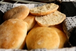 Artisanal Flat buns