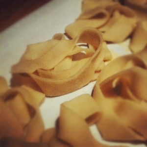 Final Step Tagliatelle